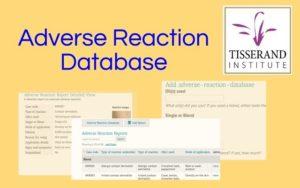 Adverse Reaction Database